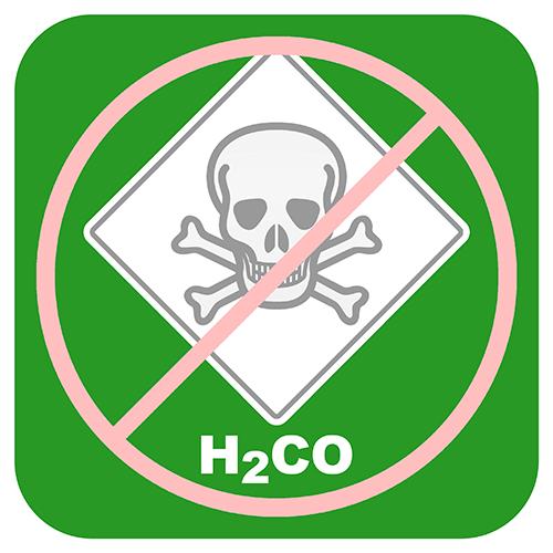Non-Toxic; Low VOCs