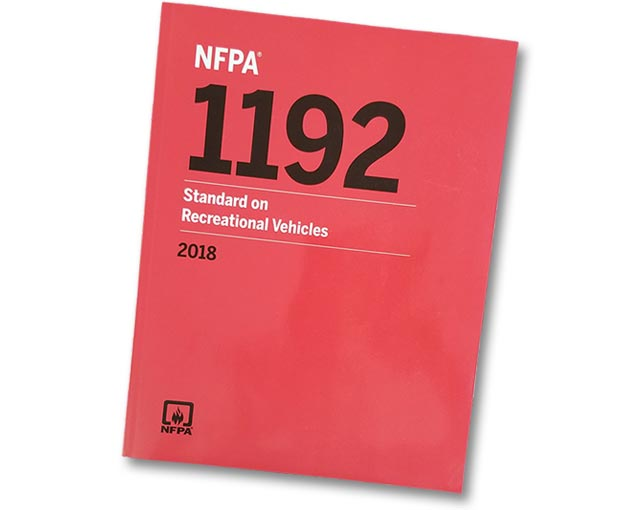 NFPA 1192 Standards Book